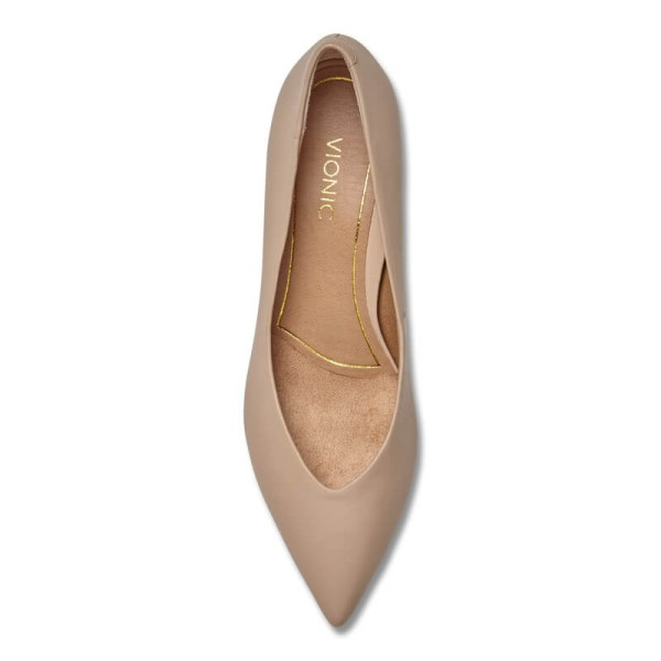 7f8d1f3c07 Vionic Josie - Women's Orthopedic Kitten Heels | Flow Feet
