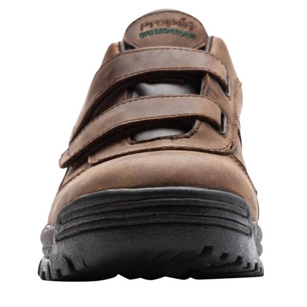 b6fb126f01b Propet Cliff Walker Low Strap - Men's Low-Top Velcro Strap Hiking ...