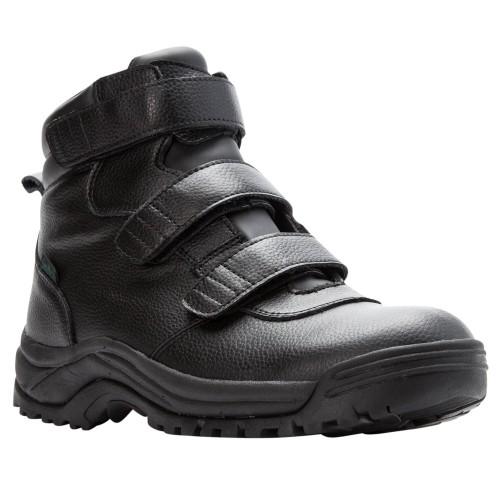 Propet Cliff Walker Tall Strap - Men's Strap Comfort Boots