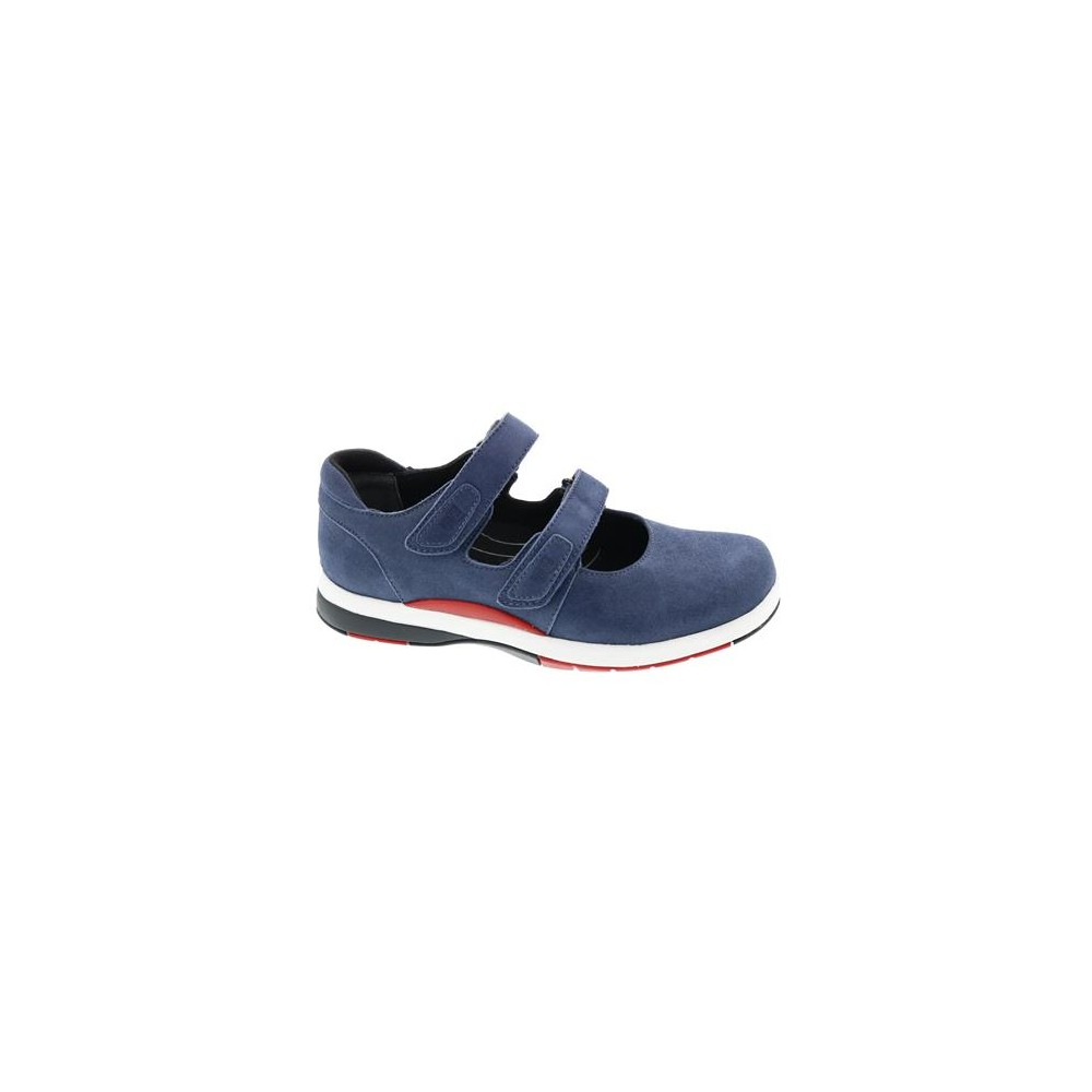 Drew Discovery - Women's Dual Strap Casual Shoes
