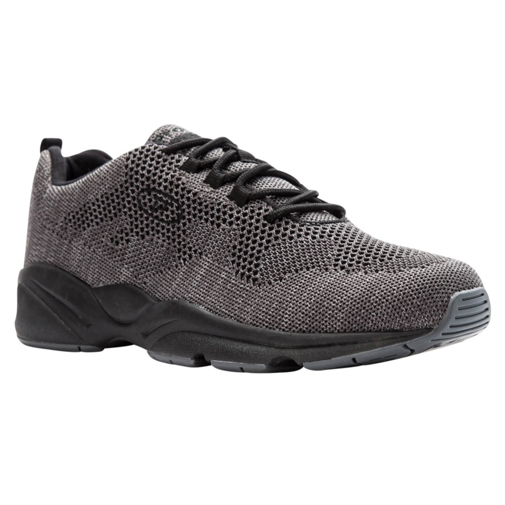 Propet Stability Fly - Men's Breathable Knit Active Shoes