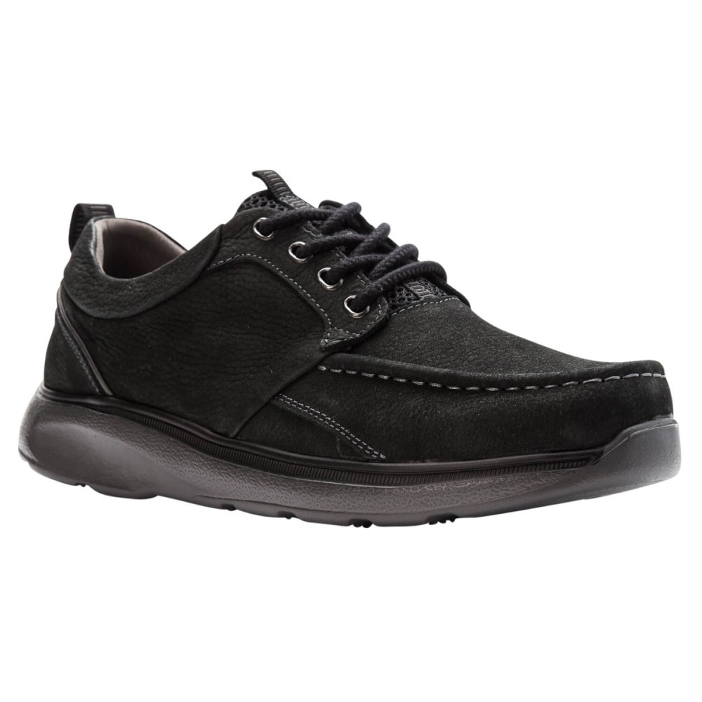 Propet Orson - Men's Tumbled Leather Shoes