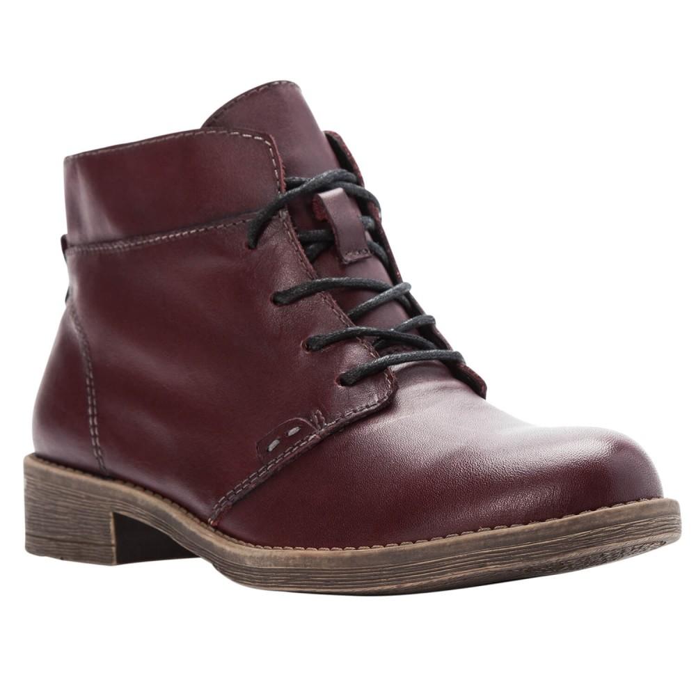 Propet Tatum Lace Bootie - Women's Comfort Boots