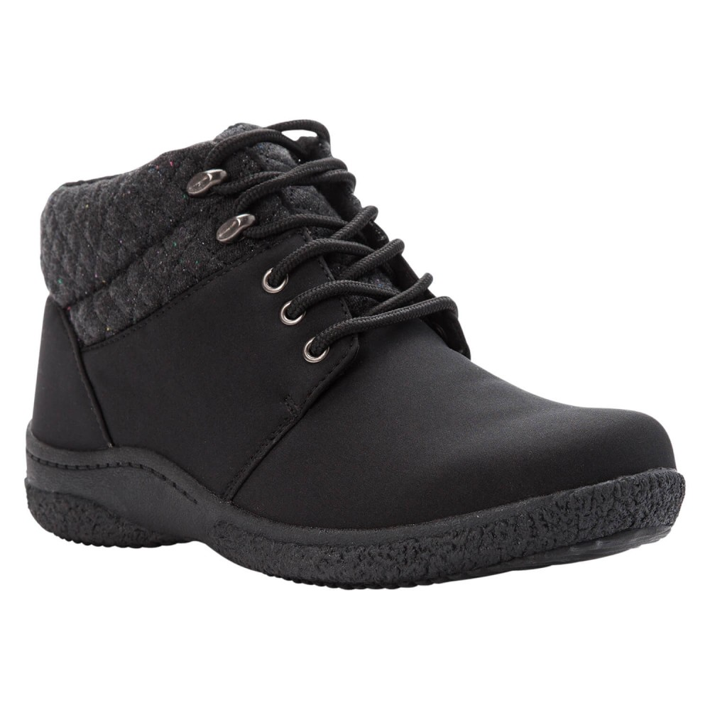Propet Madi Ankle Lace - Women's Comfort Ankle Boots
