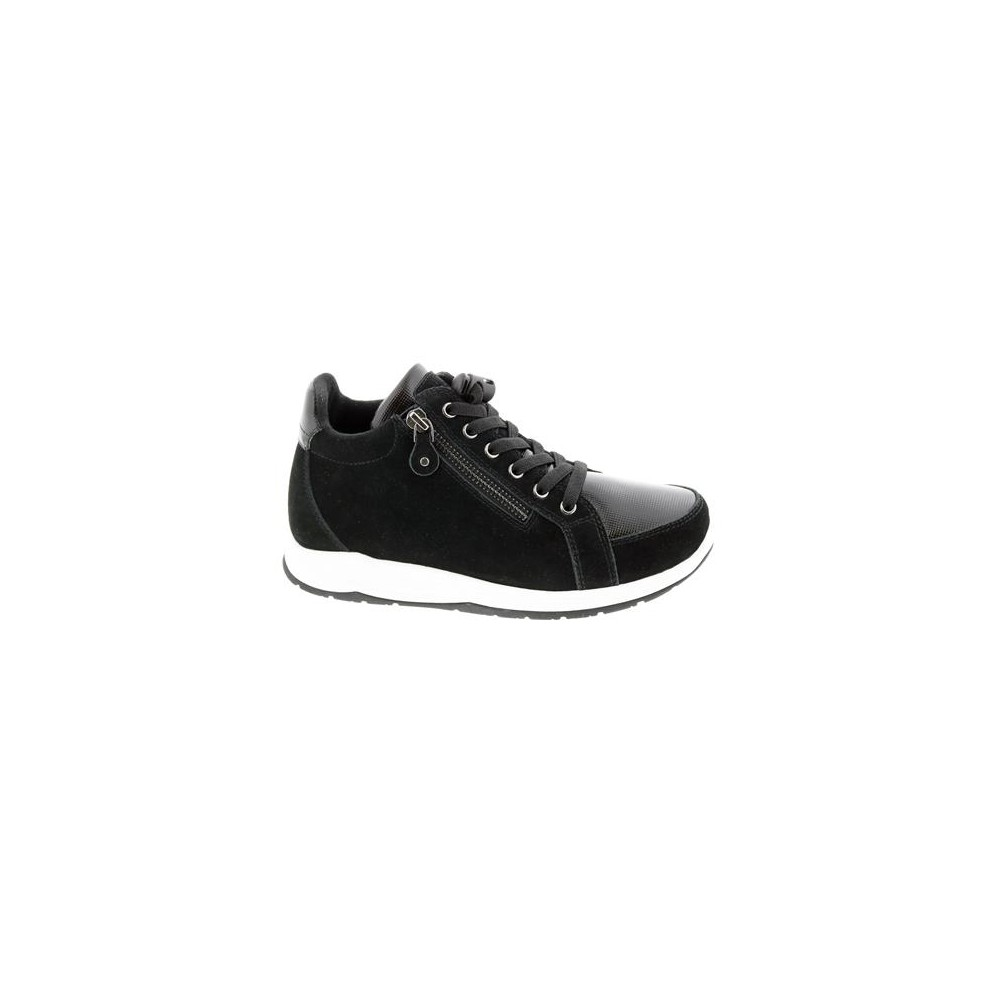 Drew Strobe - Women's Comfort Hi-Top Sneakers
