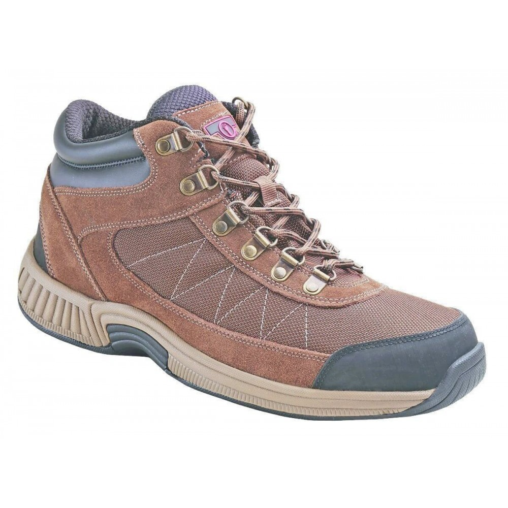 6fb476d9431 Orthofeet Hunter - Men's Comfort Hiking Boots