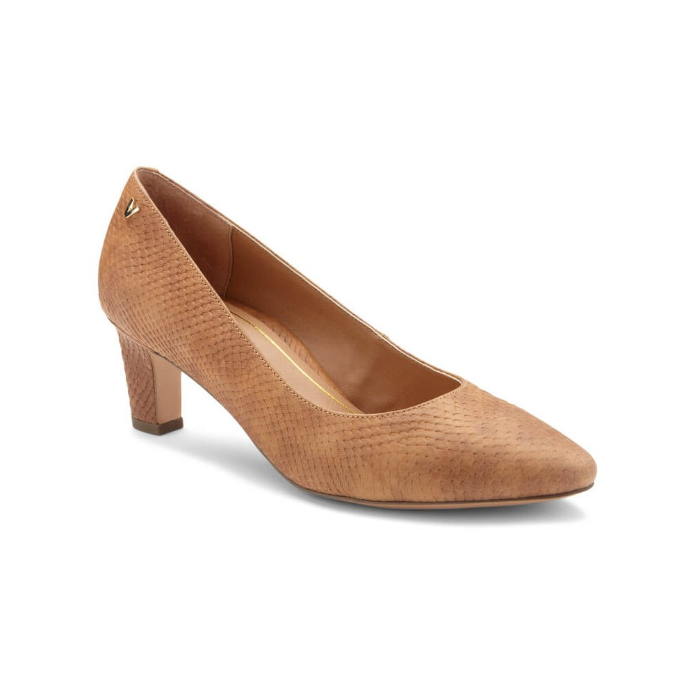 Vionic Mia - Women's Block Heel Dress Shoes