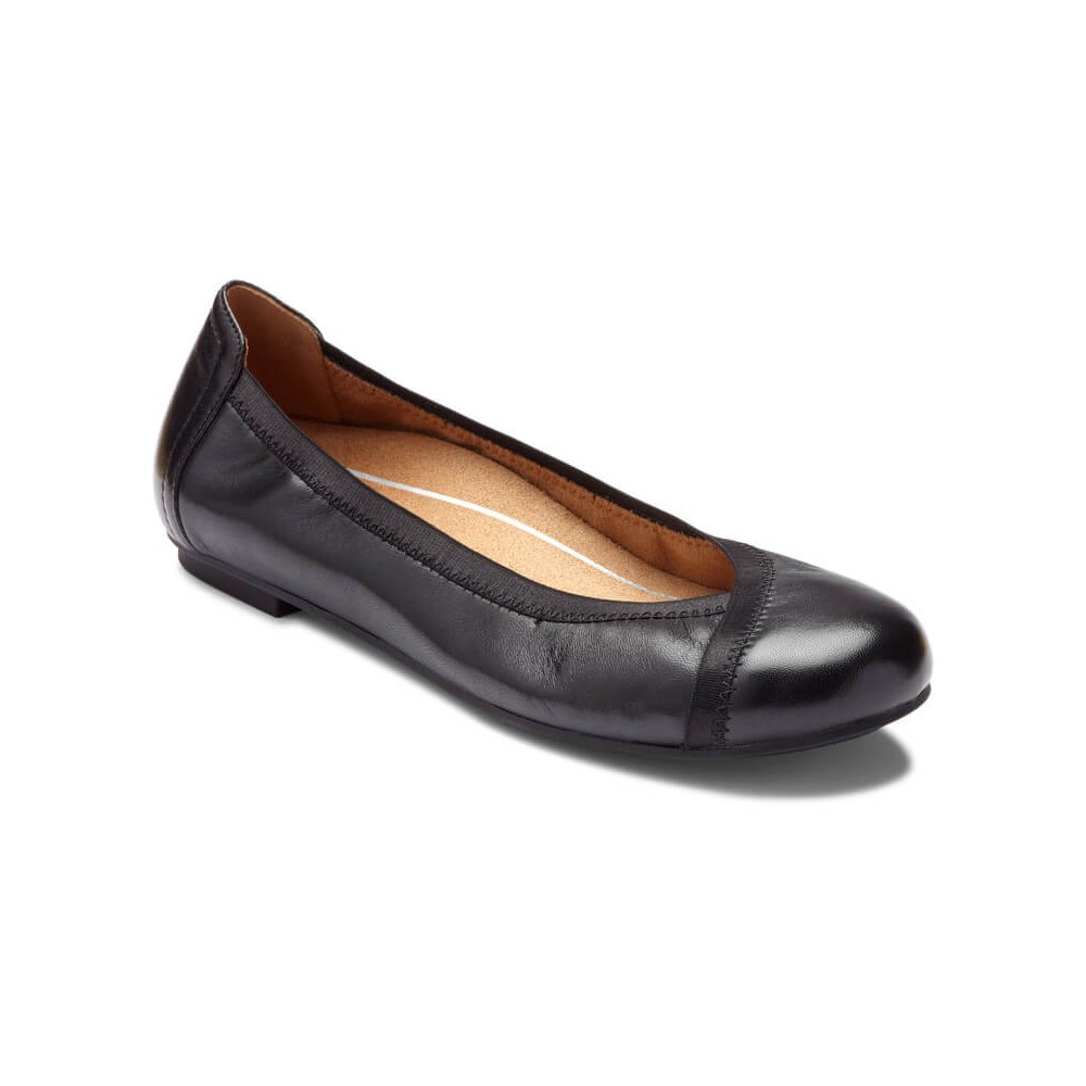Vionic Caroll - Women's Comfort Ballet Flats