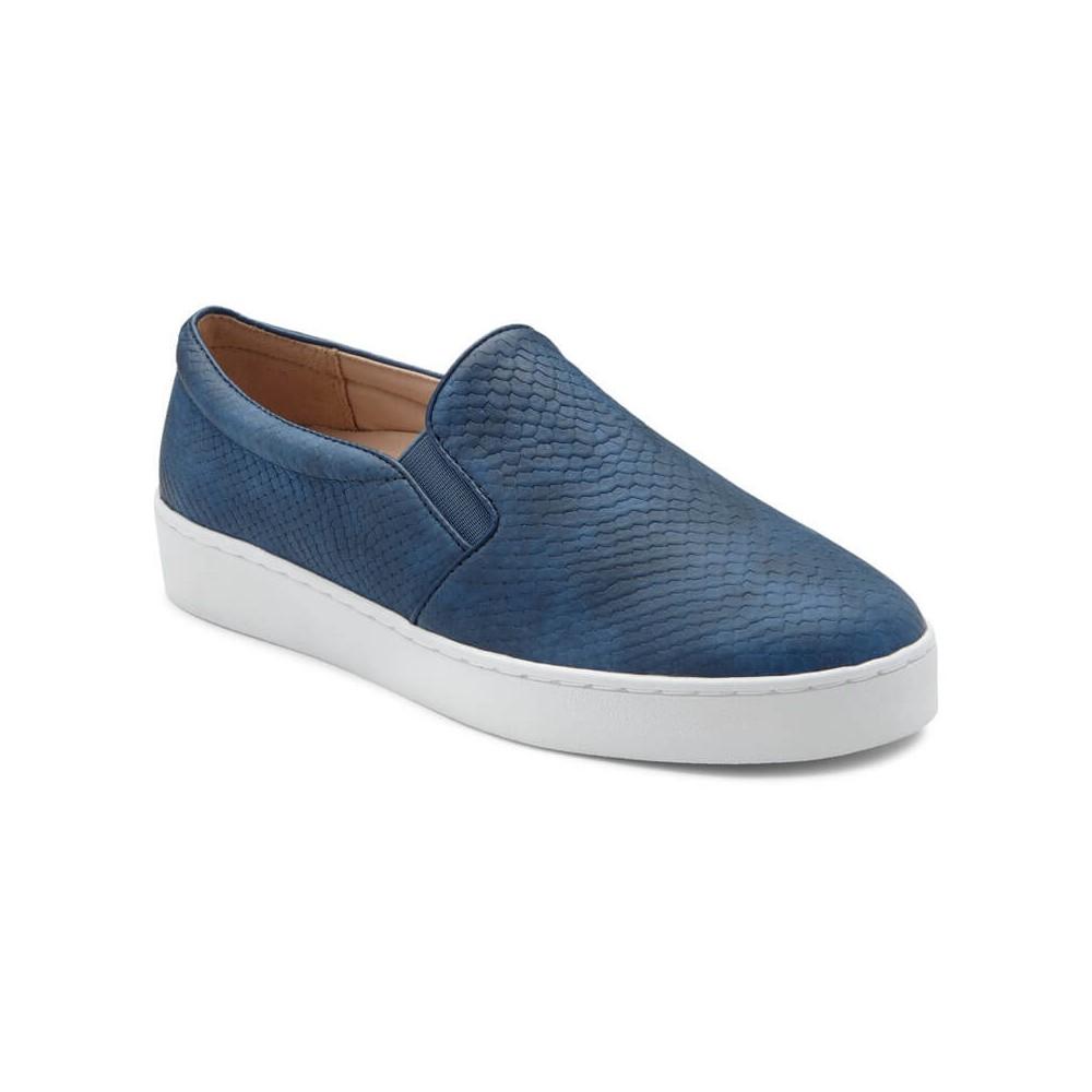 Vionic Midi Snake Slip-On Sneaker - Women's Casual Slip-On Shoes