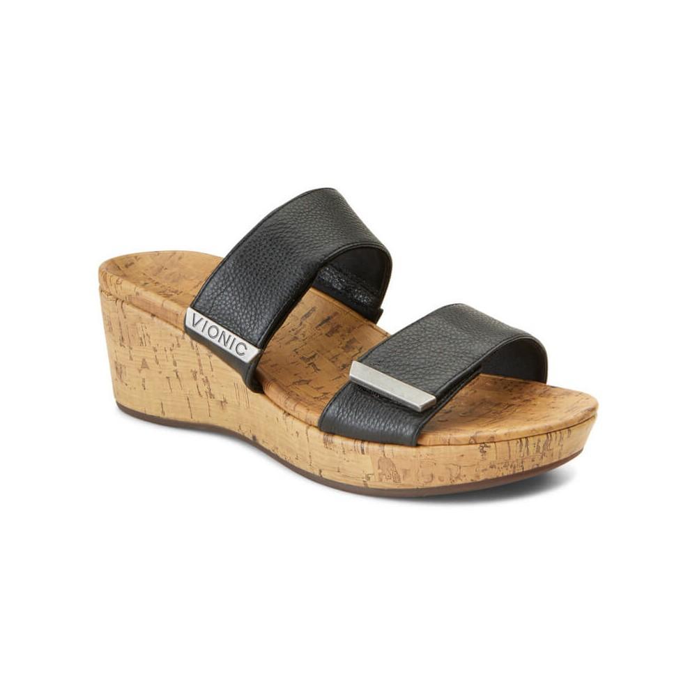 Vionic Pepper - Women's Orthopedic Wedge Sandal