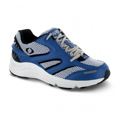 Apex Stealth Runner - Men's Comfort Athletic Shoes