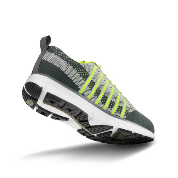 7a76aed0feb1a0 Apex Bolt - Men's Comfort Athletic Shoes - Flow Feet Orthopedic Shoes