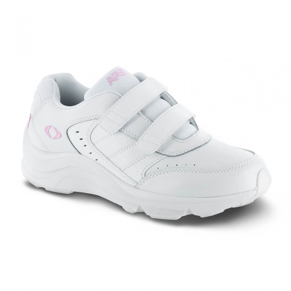 Apex Double Strap Walker V Last - Women's Walking Shoes
