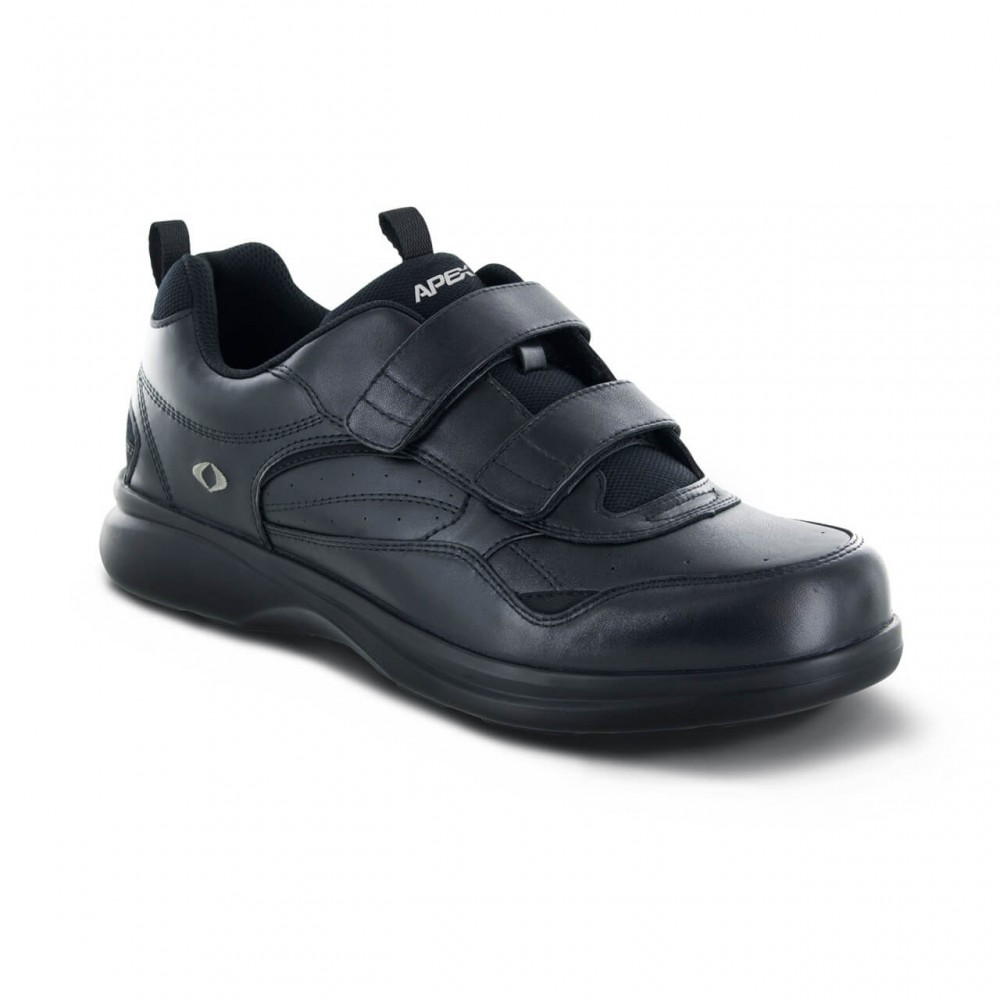 Apex Double Strap Walker - Men's Ultra-Comfort Shoes