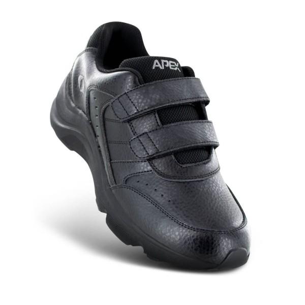 Apex Mens DBL Velcro Walker-V Last-M