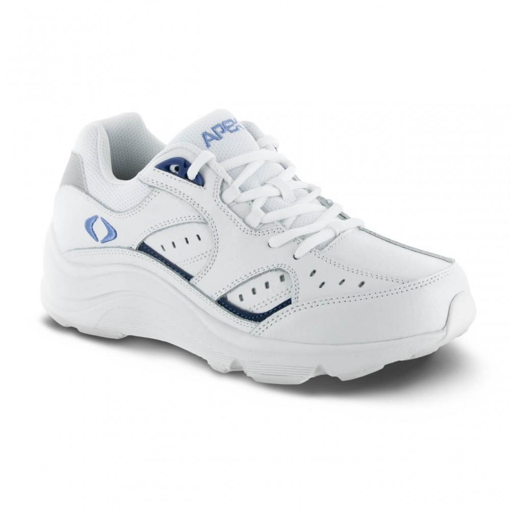 Apex Lace Walkers V Last - Women's Comfort Walking Shoes