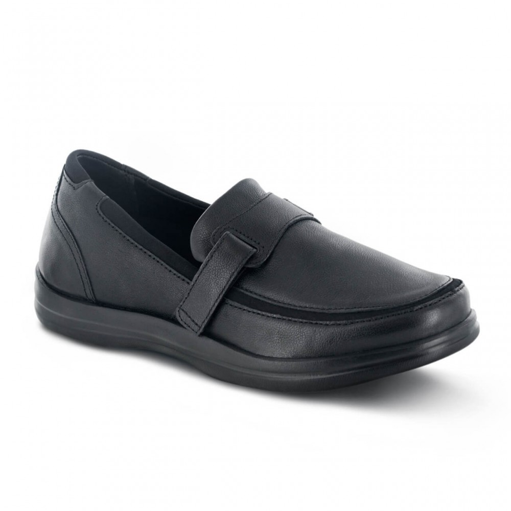 Apex Petals Evelyn Strap Loafer - Women's Comfort Dress Shoes