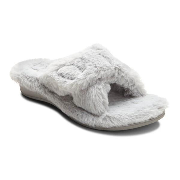 Vionic Relax Plush Slippers - Women's