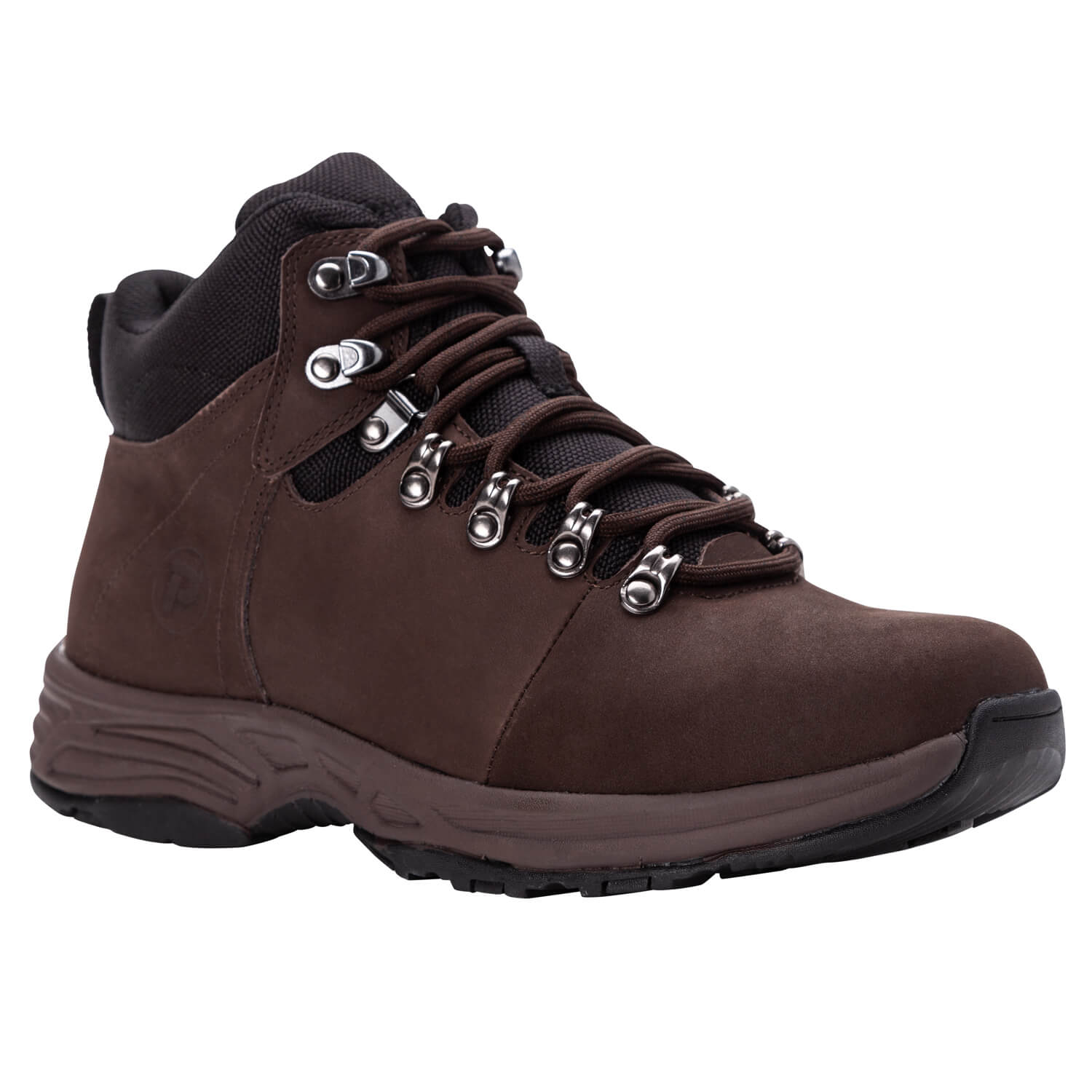 Propet Cody - Men's Water-Resistant Hiking Boot - Color : Brown, Shoe Size : 11.5, Width : XW (