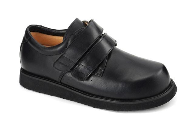 Apis Mt. Emey 802 - Men's Dress Shoes - Supra Depth - Color : Black, Shoe Size : 11, Width : 9E